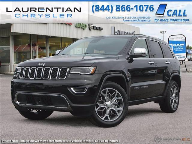 2021 Jeep Grand Cherokee Limited (Stk: 21080) in Sudbury - Image 1 of 23