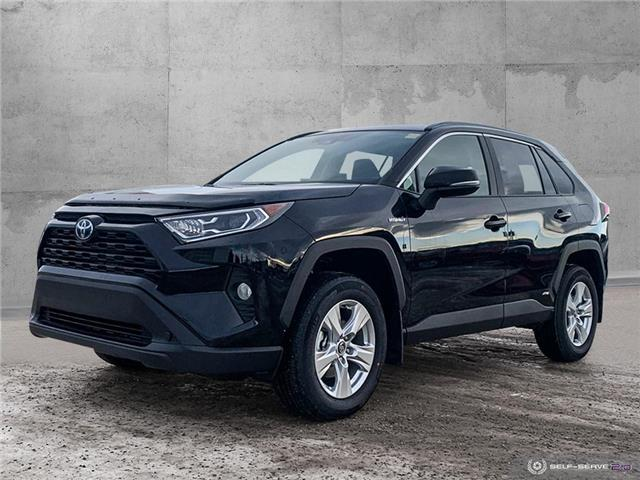 2021 Toyota RAV4 Hybrid XLE (Stk: 2104) in Dawson Creek - Image 1 of 25