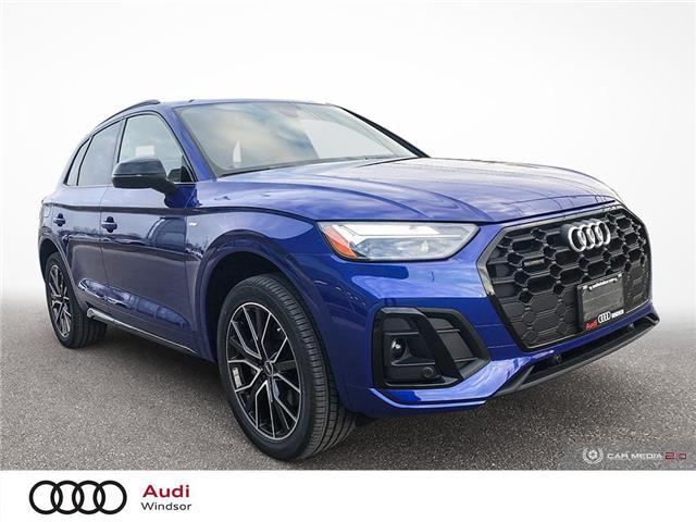 2021 Audi Q5 45 Progressiv (Stk: 21039) in Windsor - Image 1 of 30