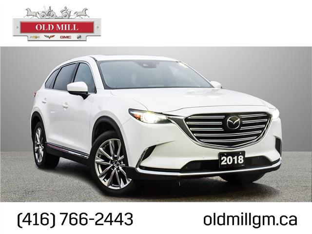 2018 Mazda CX-9 Signature (Stk: 217302U) in Toronto - Image 1 of 28