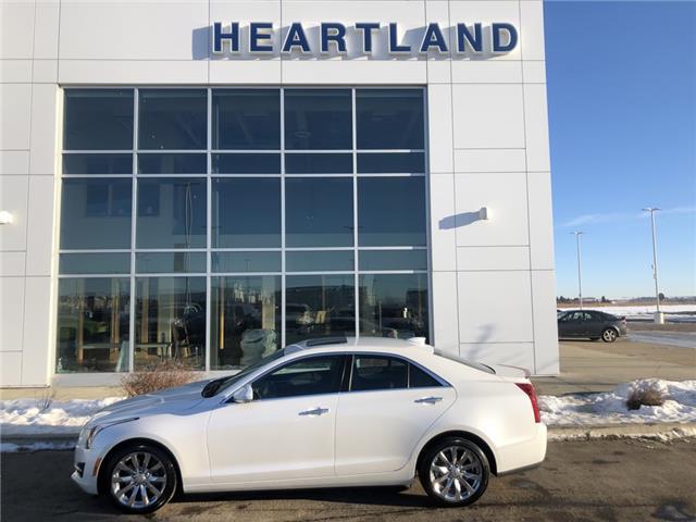 2018 Cadillac ATS 2.0L Turbo Luxury (Stk: LLT360A) in Fort Saskatchewan - Image 1 of 28