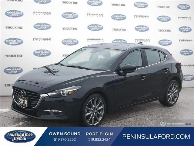 2018 Mazda Mazda3 Sport GT (Stk: 2165) in Owen Sound - Image 1 of 25