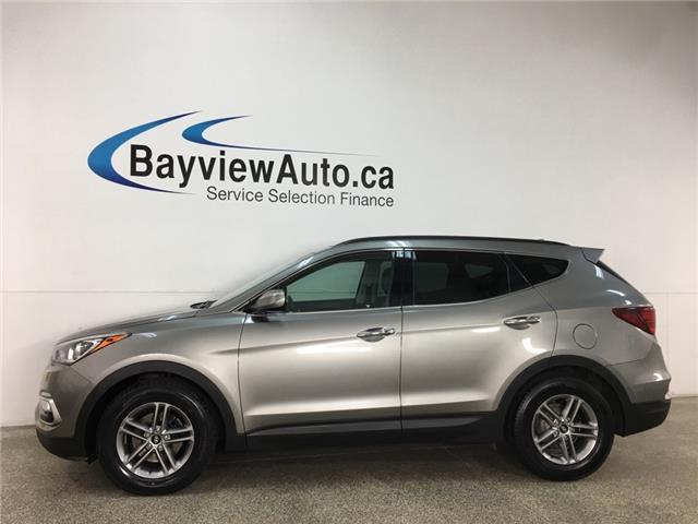 2018 Hyundai Santa Fe Sport 2.4 Luxury (Stk: 37353J) in Belleville - Image 1 of 30