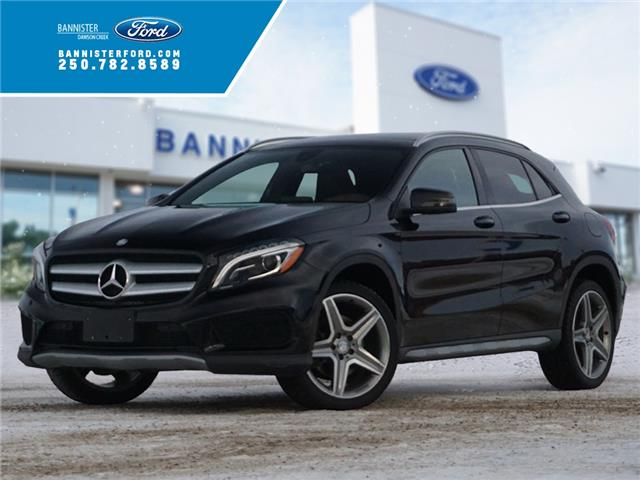 2016 Mercedes-Benz GLA-Class Base (Stk: T202390A) in Dawson Creek - Image 1 of 16