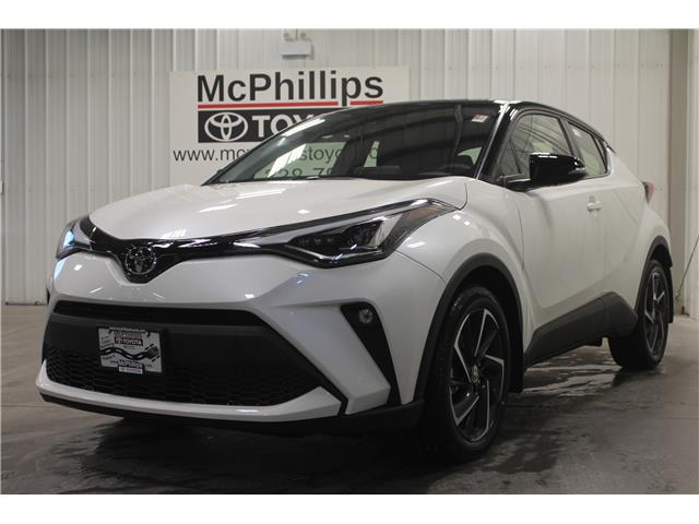 2021 Toyota C-HR Limited (Stk: 1100526) in Winnipeg - Image 1 of 18