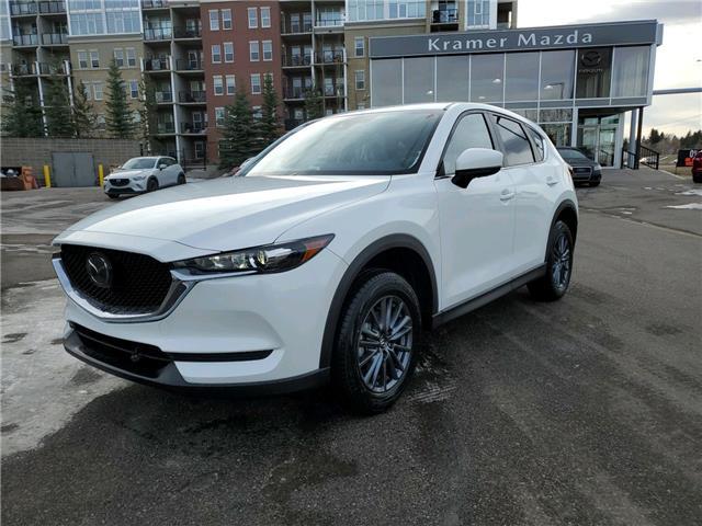 2021 Mazda CX-5 GS (Stk: N6138) in Calgary - Image 1 of 4