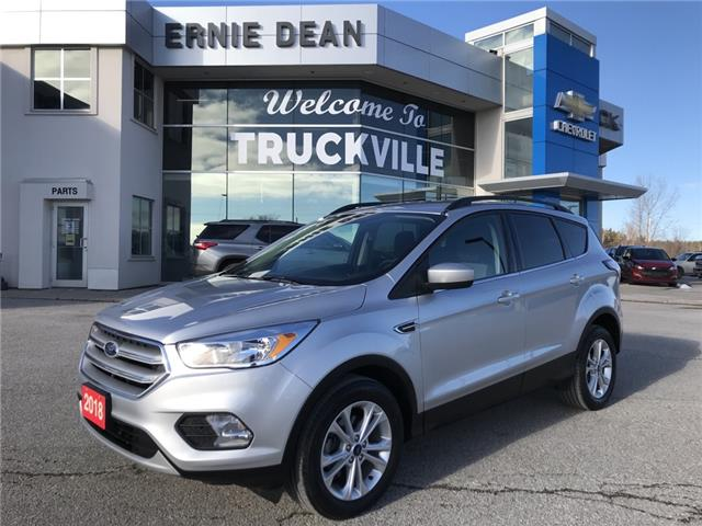 2018 Ford Escape SE 1FMCU0GD1JUB32149 P2247 in Alliston