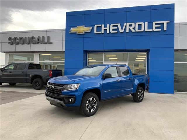 2021 Chevrolet Colorado Z71 (Stk: 222639) in Fort MacLeod - Image 1 of 17