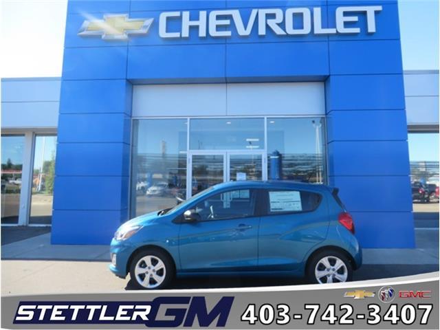2021 Chevrolet Spark LS CVT (Stk: 21003) in STETTLER - Image 1 of 16