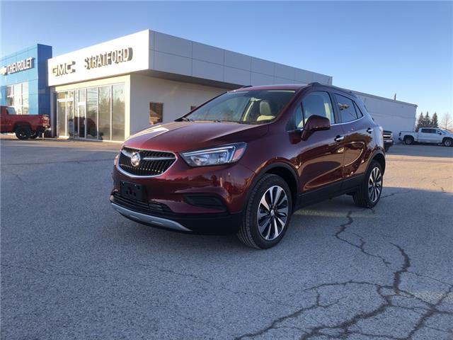 2021 Buick Encore Preferred (Stk: T3902) in Stratford - Image 1 of 1
