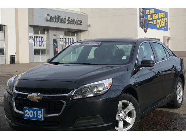 2015 Chevrolet Malibu LS (Stk: 21-064A) in Salmon Arm - Image 1 of 23