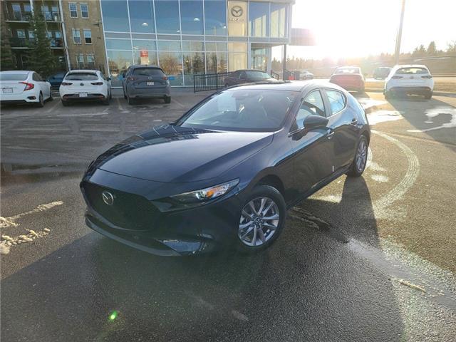 2021 Mazda Mazda3 Sport GS (Stk: N6122) in Calgary - Image 1 of 4
