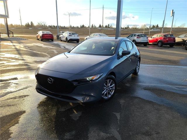 2021 Mazda Mazda3 Sport GS (Stk: N6121) in Calgary - Image 1 of 4
