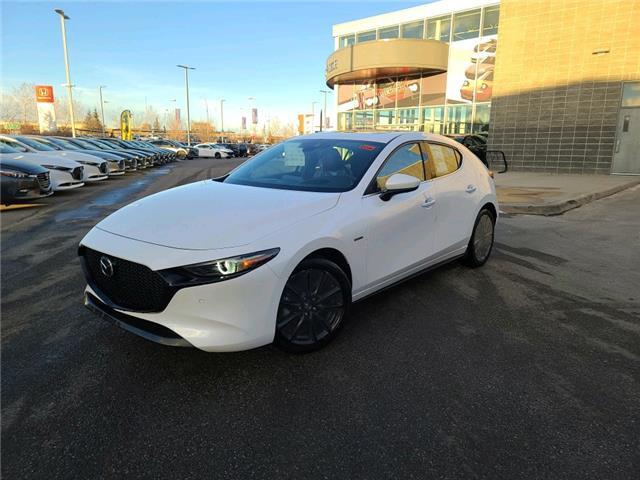2021 Mazda Mazda3 Sport 100th Anniversary Edition (Stk: N6200) in Calgary - Image 1 of 4