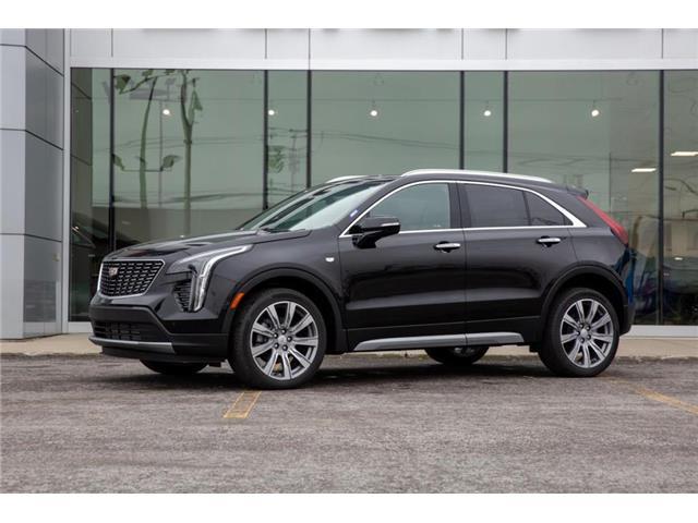 2021 Cadillac XT4 Premium Luxury (Stk: MM038) in Trois-Rivières - Image 1 of 26