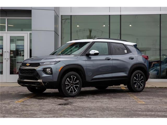 2021 Chevrolet TrailBlazer ACTIV (Stk: MM047) in Trois-Rivières - Image 1 of 27