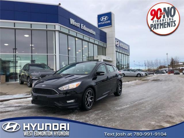 2018 Ford Focus SE (Stk: 14157A) in Edmonton - Image 1 of 18