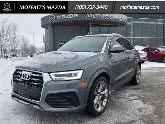 2017 Audi Q3 2.0T Technik (Stk: P8565C) in Barrie - Image 1 of 24