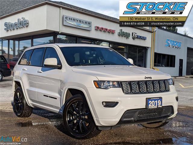 2019 Jeep Grand Cherokee Laredo (Stk: 31858) in Waterloo - Image 1 of 28