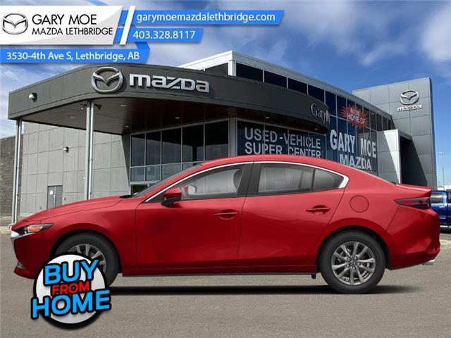 2021 Mazda Mazda3 GX (Stk: 21-6130) in Lethbridge - Image 1 of 1