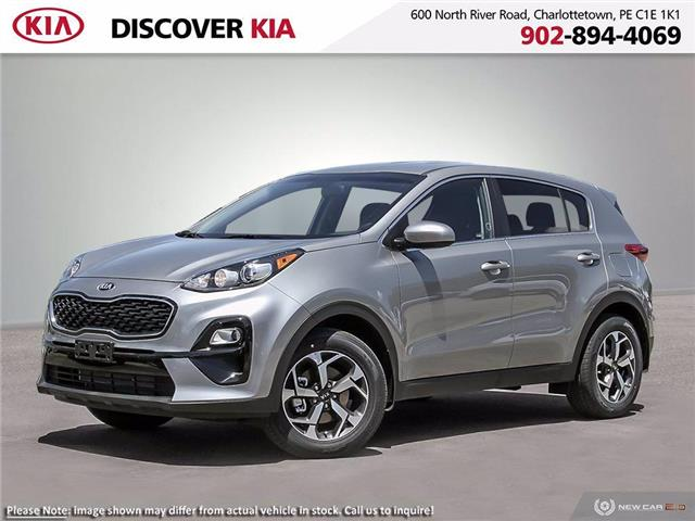 2021 Kia Sportage LX (Stk: S6795A) in Charlottetown - Image 1 of 23