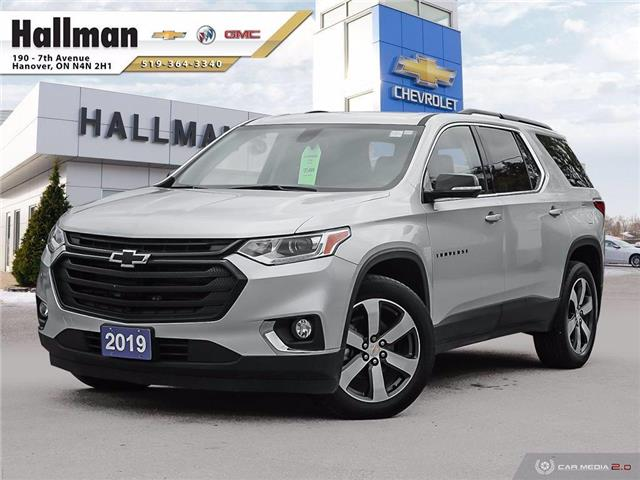 2019 Chevrolet Traverse 3LT (Stk: 20343A) in Hanover - Image 1 of 25
