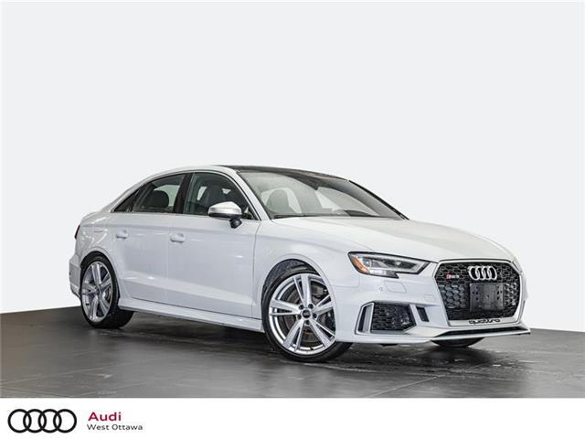 2018 Audi RS 3 2.5T (Stk: 93252A) in Nepean - Image 1 of 21