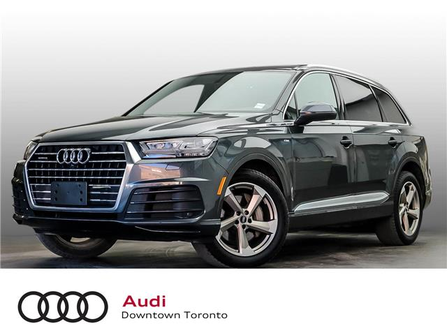 2018 Audi Q7 3.0T Progressiv (Stk: P4128) in Toronto - Image 1 of 31