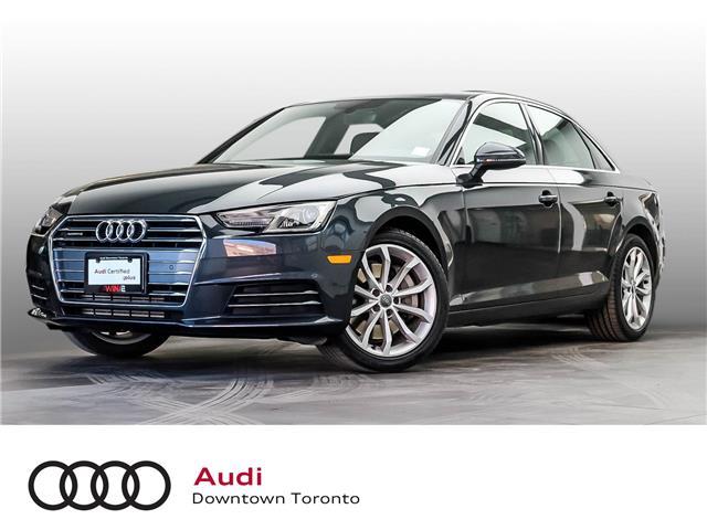 2017 Audi A4 2.0T Progressiv (Stk: P4072) in Toronto - Image 1 of 29