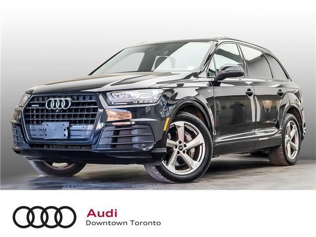 2018 Audi Q7 3.0T Technik (Stk: P4088) in Toronto - Image 1 of 31