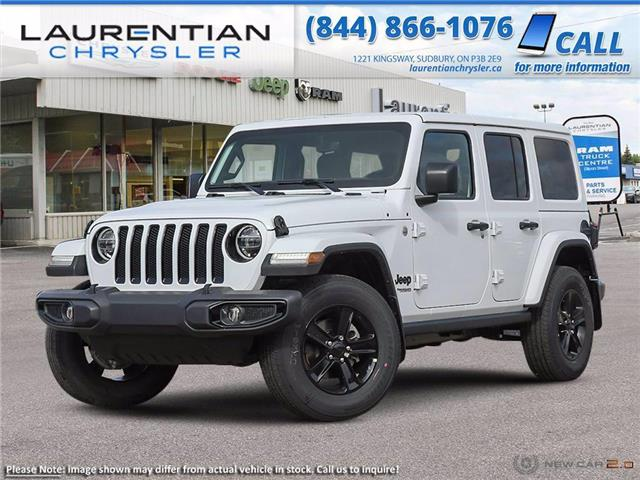 2021 Jeep Wrangler Unlimited Sahara (Stk: 21051) in Sudbury - Image 1 of 23