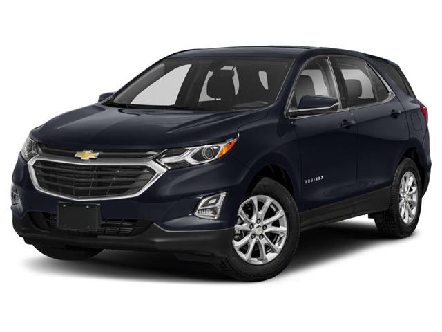 2021 Chevrolet Equinox LT (Stk: T21057) in Campbell River - Image 1 of 9