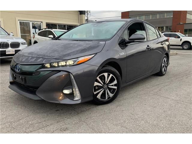 2018 Toyota Prius Prime Upgrade (Stk: 21090A) in Rockland - Image 1 of 11
