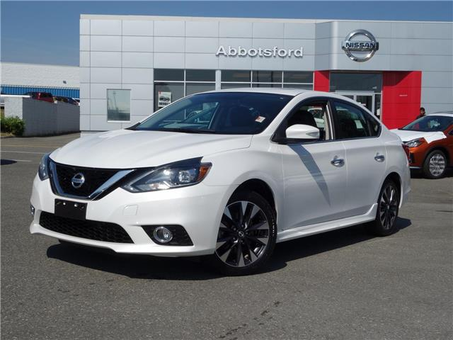2017 Nissan Sentra 1.6 SR Turbo (Stk: A20210A) in Abbotsford - Image 1 of 28