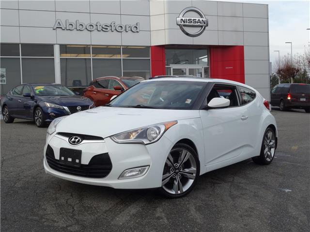 2013 Hyundai Veloster Tech (Stk: A20234A) in Abbotsford - Image 1 of 28