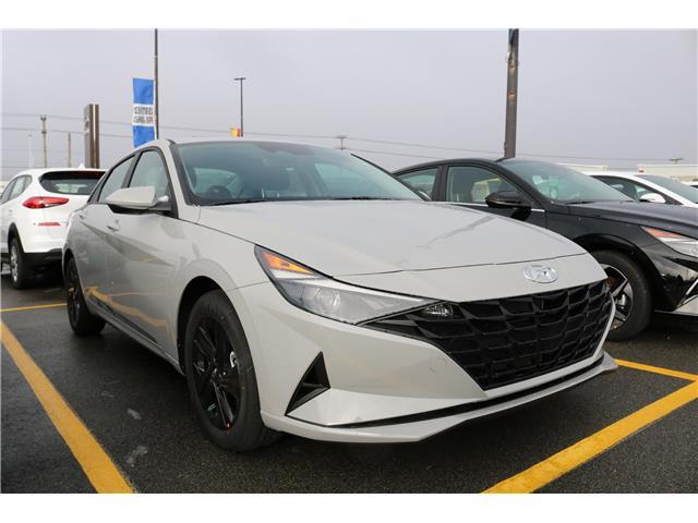 2021 Hyundai Elantra Preferred w/Sun & Safety Package (Stk: 12224) in Saint John - Image 1 of 4