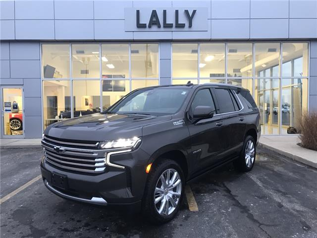 2021 Chevrolet Tahoe High Country (Stk: TA00560) in Tilbury - Image 1 of 29