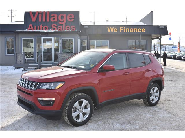 2018 Jeep Compass North (Stk: P38043) in Saskatoon - Image 1 of 26