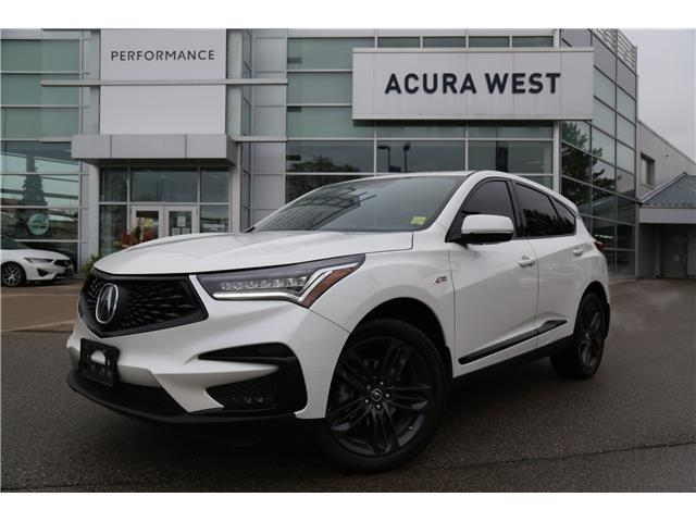 2019 Acura RDX A-Spec (Stk: 7334A) in London - Image 1 of 27