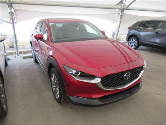 2021 Mazda CX-30 GS (Stk: M3119) in Calgary - Image 1 of 1