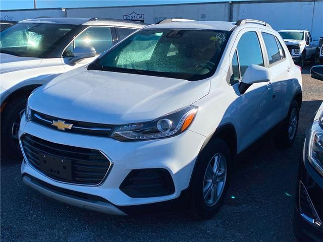 2021 Chevrolet Trax LT (Stk: T1X002) in Mississauga - Image 1 of 5