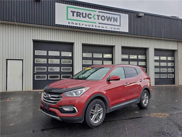 2017 Hyundai Santa Fe Sport 2.4 Base (Stk: T0056) in Smiths Falls - Image 1 of 22