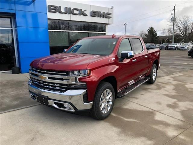 2021 Chevrolet Silverado 1500 LTZ (Stk: M077) in Blenheim - Image 1 of 25