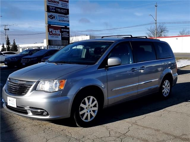 2015 Chrysler Town & Country Touring (Stk: C708140) in Kitchener - Image 1 of 23
