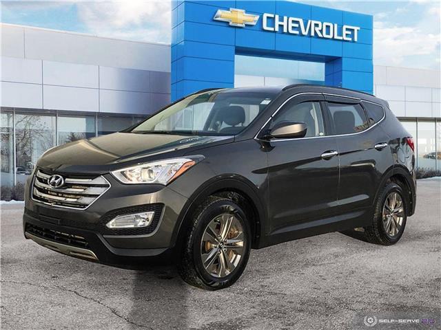 2014 Hyundai Santa Fe Sport 2.4 Premium (Stk: F3PAVD) in Winnipeg - Image 1 of 25