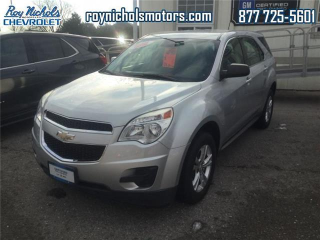 2015 Chevrolet Equinox LS (Stk: X099A) in Courtice - Image 1 of 13
