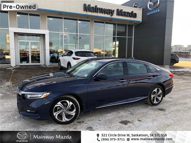2019 Honda Accord EX-L CVT (Stk: M21099A) in Saskatoon - Image 1 of 20
