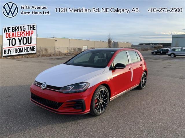 2021 Volkswagen Golf GTI Autobahn (Stk: 21065) in Calgary - Image 1 of 29