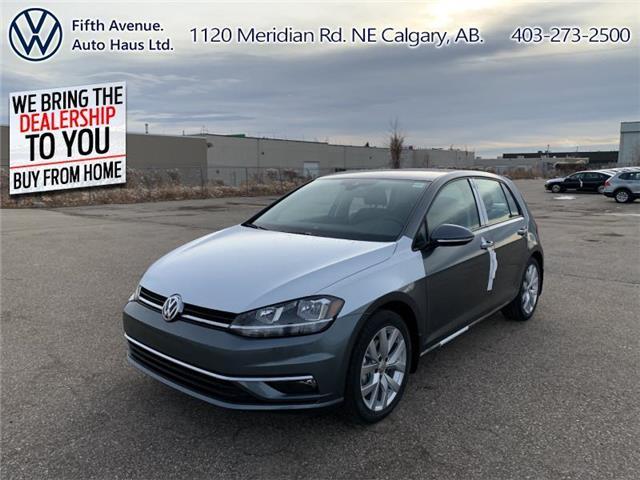 2021 Volkswagen Golf Highline (Stk: 21064) in Calgary - Image 1 of 25