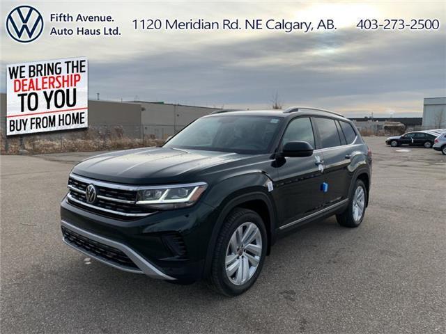 2021 Volkswagen Atlas 3.6 FSI Highline (Stk: 21062) in Calgary - Image 1 of 30